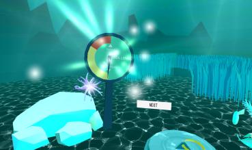 SEAing Breath underwater 1